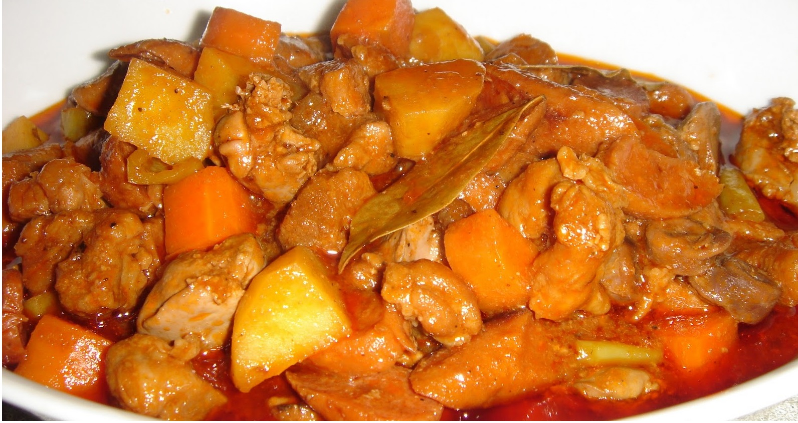 How to cook pork menudo philippines food recipes filipino recipe menudo forumfinder Image collections