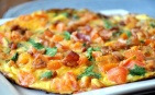 Bacon Fritatta