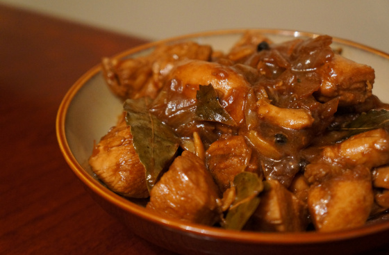 Chicken adobo recipe philippines food recipes chicken adobo recipe forumfinder Images