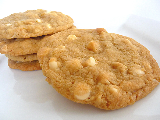 White Chocolate Cookie Chips