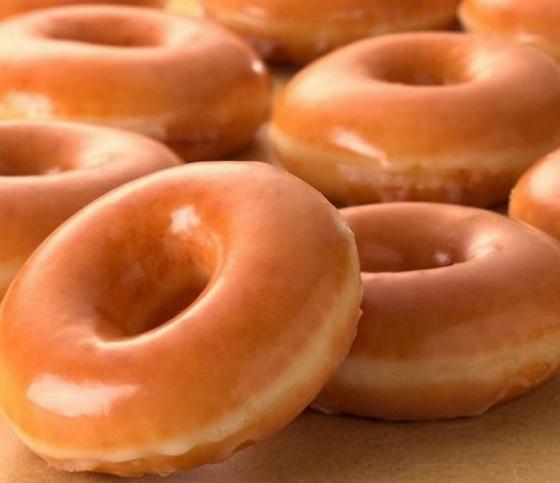 Krispy Kreme Original Glazed
