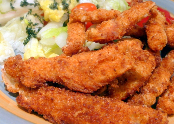 Tilapia Sticks Recipe