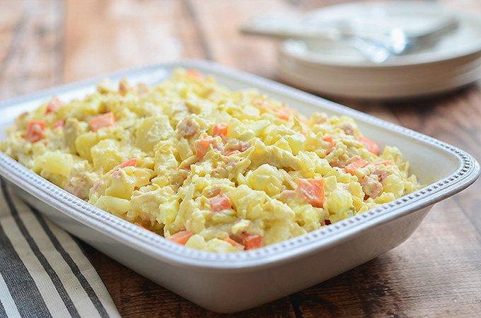 Potato Salad Recipe Filipino Style