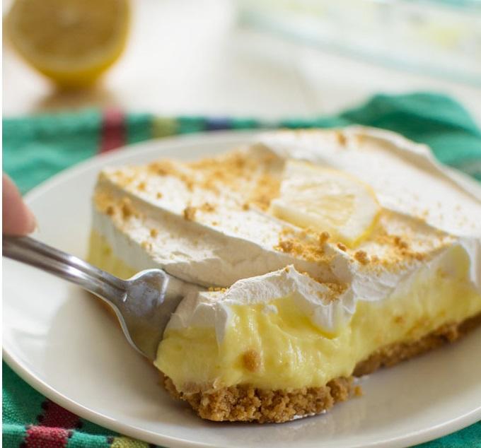 Dessert philippines food recipes lemon cheesecake pudding dessert forumfinder Gallery